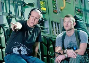 Dir. James Cameron and star Sam Worthington
